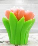 """Мыло подарочное """"Букет розовых тюльпанов"""",120г"""