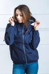 Aрт. KG-002. Куртка-ветровка женская,с капюшоном