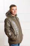 Арт.КМ-002 Куртка мужская демисезонная,с утеплителем