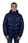 Куртка зимняя мужская Модель ЗМ 10.18 синий