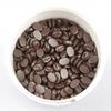 Темный шоколад Callebaut в термостабильных каплях со вкусом кофе