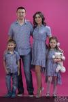 "Комплект Family Look для всей семьи ""Кантри"" М-252"