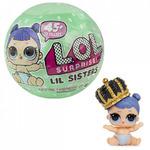 LOL 548850 Кукла-сюрприз Сестренка Lil Sisters в шарике