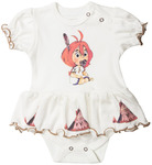 Боди-платье Маленький Пираха