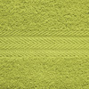 Полотенце однотонное (цвет: зелёный)