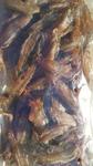 Бычок тушка без шкуры солёно-сушёный с укропом премиум 0,5 кг
