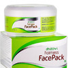 Очищающая маска для лица, 50 г, производитель Дхатри; Fairness Face Pack, 50 g, Dhathri