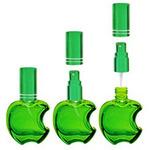 Эпл (20 мл) зеленый + Металл микроспрей 13/415 (зеленый)