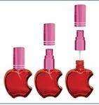 Эпл (15 мл) красный + Металл микроспрей 13/415 (розовый)