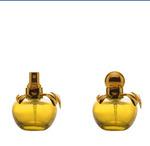Нина (20 мл) желтый + спрей с крышкой и кольцо (желтый)