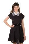 Платье Миледи, черный 1205000001: Tashkan