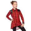 Рубашка Алекса, красный 1509000001: Tashkan