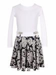 Платье Хлоя, белый 1502000001: Tashkan