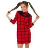 Платье Риана, красный 1486000001: Tashkan