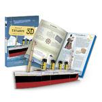 Конструктор картонный 3D + книга. Титаник. Серия Путешествуй, изучай и исследуй! ГЕОДОМ