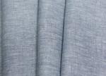 Ткань льняная костюмная меланжевая