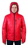 Куртка демисезонная мужская Модель СМ-47 красный