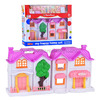 "Домик для кукол 8736 ""My Happy Home Set"", в коробке"