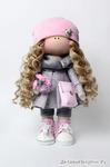 "K14 ""Молли"" Набор для шитья куклы"