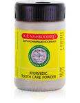 Аюрведический зубной порошок Дантадхавана Чурнам, 40 г, производитель К.П. Намбудирис; Dantadhavanachoornam Ayurvedic tooth care powder, 40 g, K.P. Namboodiri's