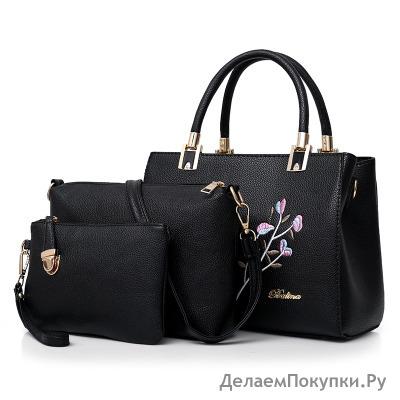 a0838a5c6ffd набор сумок 3 в 1 - купить со скидкой | «Делаем покупки»