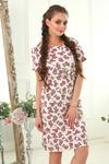 Платье для кормящих Артикул: 1703