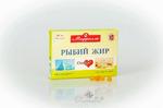 РЫБИЙ ЖИР С ЧЕСНОКОМ 0.37Г №100