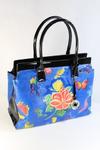 сумка VELINA FABBIANO 69800-21 цвет синий, комбинированный
