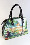 сумка VELINA FABBIANO 69090-31 цвет зелёный, комбинированный