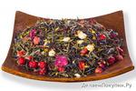 Черный чай с добавками Лунный замок, 100 гр