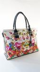 сумка VELINA FABBIANO 61004 цвет розовый, комбинированный
