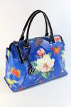 сумка VELINA FABBIANO 69939-6 цвет синий, комбинированный