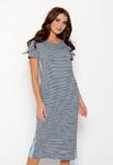 2214 Платье серое