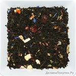 Черный ароматизированный чай Император Романов, 100 гр