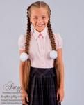 Блуза для девочки Модель 01-к
