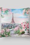 Чехол-наволочка Весенний Париж