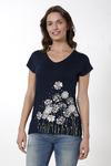 23718 Женская футболка