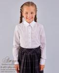 Блуза для девочки Модель 01-дз