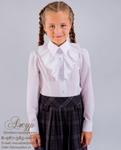 Блуза для девочки Модель 01/5-д-кр