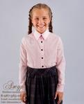Блуза для девочки Модель 01/10-д