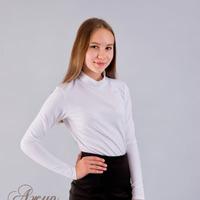Водолазка для девочки Модель 101-д