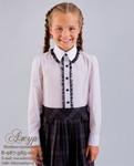 Блузка для девочки Модель 01/11-д