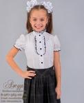 Блуза для девочки Модель 04-к