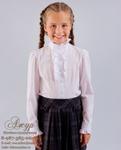 Блуза для девочки Модель 04-д
