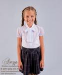 Блузка для девочки Модель 04/1-к