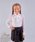 Блуза для девочки Модель 04/3-д