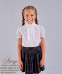 Блуза для девочки Модель 04/7-к