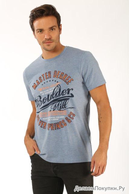 11221 Мужская футболка