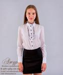 Блузка для девочки Модель 04-д