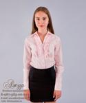 Блузка для девочки Модель 04/8-д